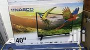 New Nasco 40 Inches Digital Satellite LED TV | TV & DVD Equipment for sale in Greater Accra, Accra Metropolitan