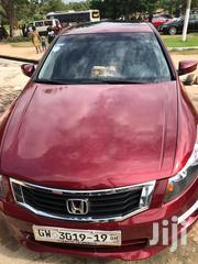Honda Accord 2011 Sedan EX-L V-6 Red | Cars for sale in Greater Accra, Dansoman