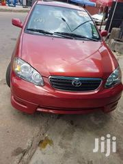 Toyota Corolla 2006 S Red | Cars for sale in Greater Accra, Tema Metropolitan