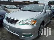 Toyota Corolla 2006 S Silver | Cars for sale in Greater Accra, Tema Metropolitan