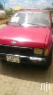 Nissan Pick-Up 1995 Red | Cars for sale in Eastern Region, Akuapim South Municipal