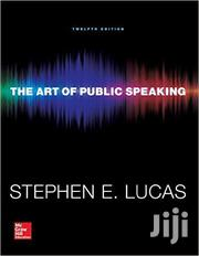 The Art Of Public Speaking | Books & Games for sale in Greater Accra, Ga West Municipal