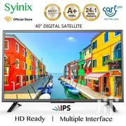 "Syinix 40S630F Digital Satellite FHD TV - 40"" Black 