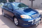 Toyota Corolla 2005 1.4 D-4D Automatic Blue | Cars for sale in Northern Region, Yendi