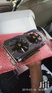 Brand New Gtx 1050ti Double Fan 4gb For Cool Price | Computer Hardware for sale in Greater Accra, Dansoman