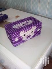 Beaded Tissue Box   Bags for sale in Greater Accra, Nii Boi Town