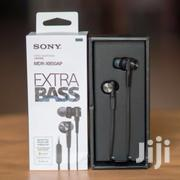 New SONY Extra Bass Earphones. | Headphones for sale in Greater Accra, Labadi-Aborm