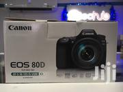 Non EOS 80D DSLR Camera With 18-135mm Lens | Cameras, Video Cameras & Accessories for sale in Greater Accra, Darkuman