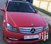 Mercedes-Benz C300 2010 Red | Cars for sale in Greater Accra, East Legon