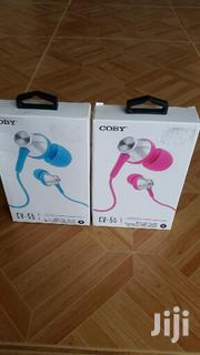 Coby Earphone | Accessories for Mobile Phones & Tablets for sale in Greater Accra, Ga East Municipal