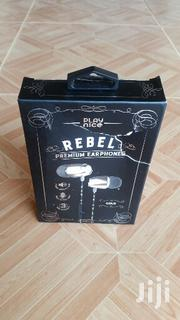 Brand New Rebel Premium Earphone From The USA | Headphones for sale in Greater Accra, Ga East Municipal
