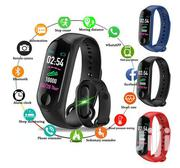 Smart Health And Fitness Watch Tracker BP And Pulse Measure Oxygen | Fitness & Personal Training Services for sale in Greater Accra, Nungua East