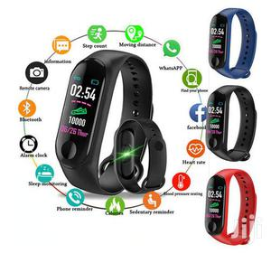 Smart Health And Fitness Watch Tracker BP And Pulse Measure Oxygen