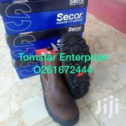 Secor Steel Toe Safety Boot | Shoes for sale in Greater Accra, Accra Metropolitan