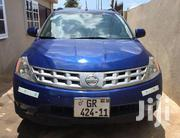 2006 Nissan Murano SL | Cars for sale in Greater Accra, South Shiashie
