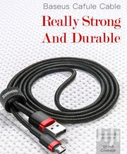 Fast Charge Micro USB Cable | Accessories for Mobile Phones & Tablets for sale in Greater Accra, East Legon