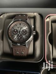Fossil Sports Leather Cuff Watch | Watches for sale in Greater Accra, Achimota