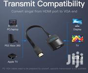 HDMI To VGA Adapter Digital To Analog Video Audio Converter | Accessories & Supplies for Electronics for sale in Greater Accra, East Legon