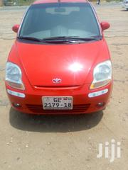 Daewoo Matiz 2007 Red | Cars for sale in Greater Accra, Lartebiokorshie