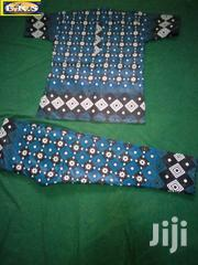 E.K.S. Blue Pattern Top and Pants Terno by YOKU | Clothing for sale in Northern Region, Tamale Municipal