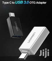 Type C To USB 3.0 Adapter Thunderbolt 3 Use Flash On Phone | Accessories for Mobile Phones & Tablets for sale in Greater Accra, East Legon
