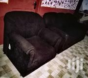 Fairly Used 3 In 1 And Single Sofa For Sell For Less | Furniture for sale in Greater Accra, Ashaiman Municipal