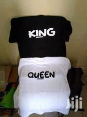 Couples T-Shirt Printing | Clothing for sale in Greater Accra, Ga South Municipal