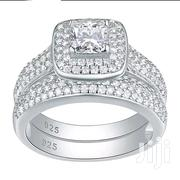 Sterling Silver Ring 2 in One for Women | Jewelry for sale in Greater Accra, Kwashieman
