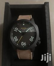 Nixon Ranger Gunmetal + Leather Watch | Watches for sale in Greater Accra, Achimota