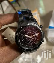 Fossil Chronograph Night Metal Watch | Watches for sale in Greater Accra, Achimota