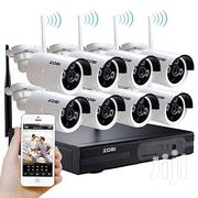8 Channel Wireless Wifi CCTV Nvr KIT | Cameras, Video Cameras & Accessories for sale in Greater Accra, Roman Ridge