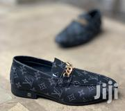Louis Vuitton Mens Leather Shoe-Black | Shoes for sale in Greater Accra, Ga West Municipal