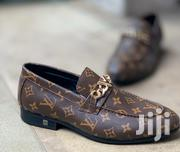 Louis Vuitton Men's Leather Loafers-Brown | Shoes for sale in Greater Accra, Ga West Municipal