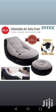 INTEX AIR SOFA CHAIR 💖 💖 💖 💖 | Furniture for sale in Greater Accra, Accra new Town
