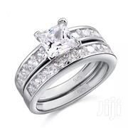 2 Pcs 100% Original Sterling Silver Ring | Jewelry for sale in Greater Accra, Adabraka