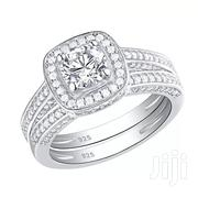 2 Pcs Original Sterling Silver Wedding Ring | Jewelry for sale in Greater Accra, Adabraka