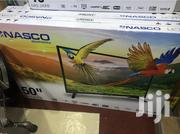 Nasco 50 Inches Smart Curved Fhd Digital Satellite TV | TV & DVD Equipment for sale in Greater Accra, Accra Metropolitan