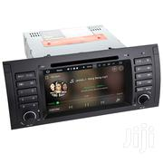BMW X5 Radio Dvd Touch Screen Multimedia Player | Vehicle Parts & Accessories for sale in Greater Accra, Abossey Okai