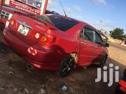 Toyota Corolla 2008 1.8 Red | Cars for sale in Greater Accra, Nungua East