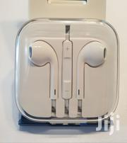 Apple Earpods With 3.5mm Headphone Plug White | Accessories for Mobile Phones & Tablets for sale in Greater Accra, East Legon (Okponglo)