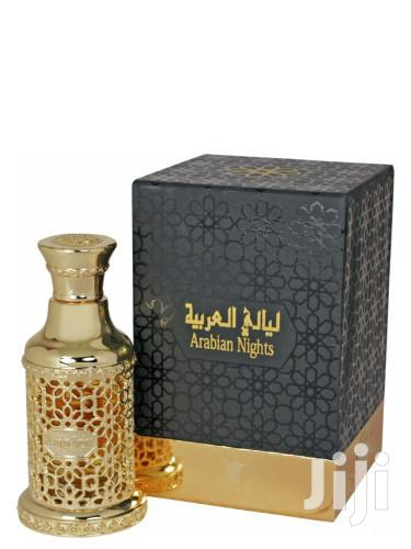 Arabian Night Perfume