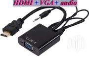 Hdmi to Vga Converter With Audio | Computer Accessories  for sale in Greater Accra, South Labadi