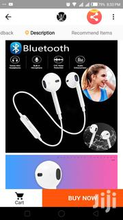 Wireless Earphone Bluetooth For Grab Quality Sound | Headphones for sale in Greater Accra, Achimota