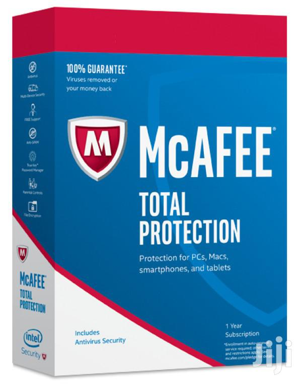 Mcafee Total Security Full Version