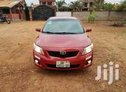 Toyota Corolla 2011 Red | Cars for sale in Eastern Region, Kwahu North