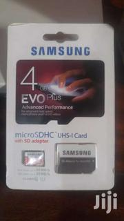 Original Samsung Memory Card 4GB | Accessories for Mobile Phones & Tablets for sale in Greater Accra, Kwashieman