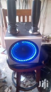 Logitech Z-2300 Bypassed Without Control And Mod With LED Light | Audio & Music Equipment for sale in Greater Accra, Achimota