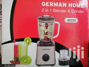German Home 2in1 Glass Blender | Kitchen Appliances for sale in Greater Accra, Achimota