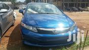 Honda Civic 2012 EX Sedan Blue | Cars for sale in Greater Accra, Abelemkpe