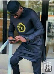 Blue Black African Wear Made for Men | Clothing for sale in Greater Accra, Tema Metropolitan